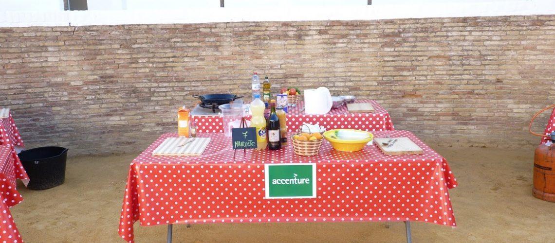 Trevian Catering organiza actividades y talleres gastronómicos