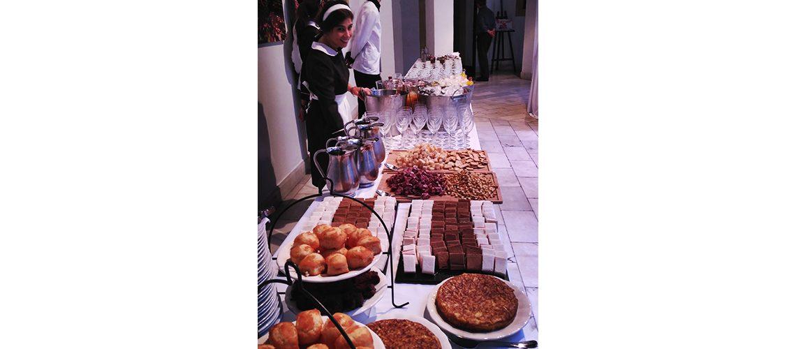 Meriendas y desayunos catering en Sevilla