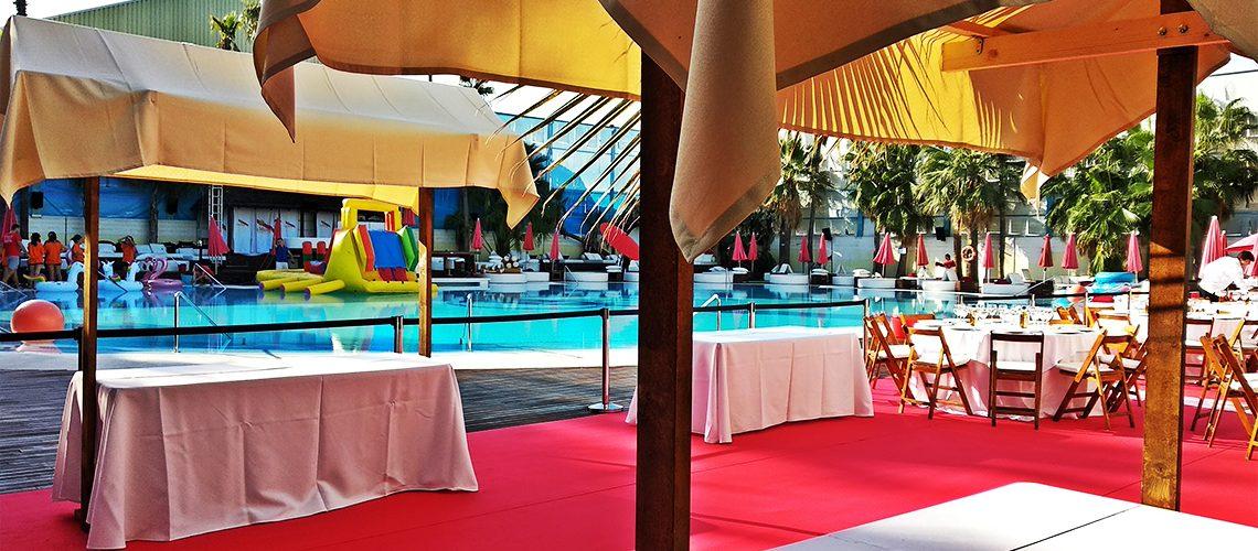 Catering en Sevilla en un espacio moderno y singular
